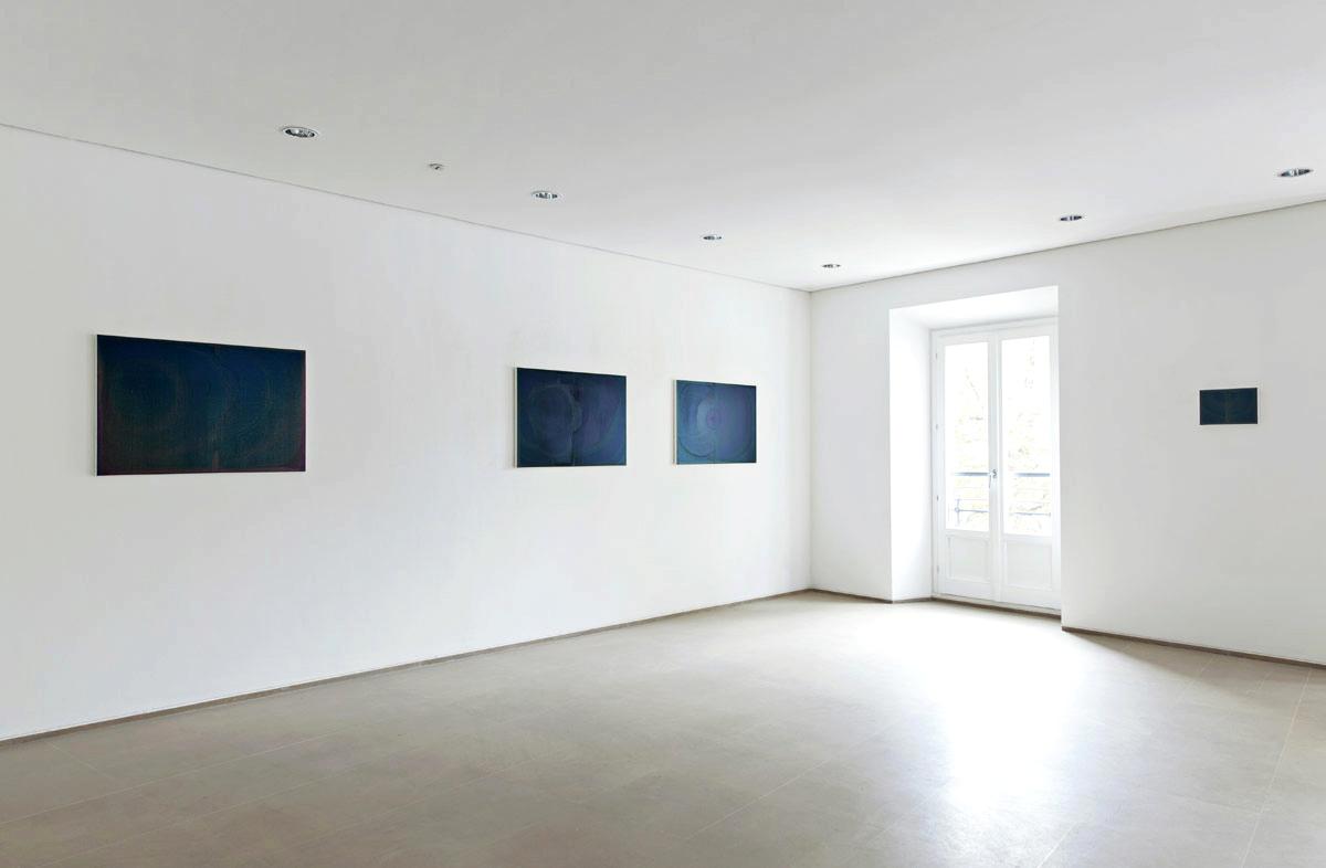 Antonio Catelani - Antonio-Catelani- Abwesenheiten in Preußisch Blau