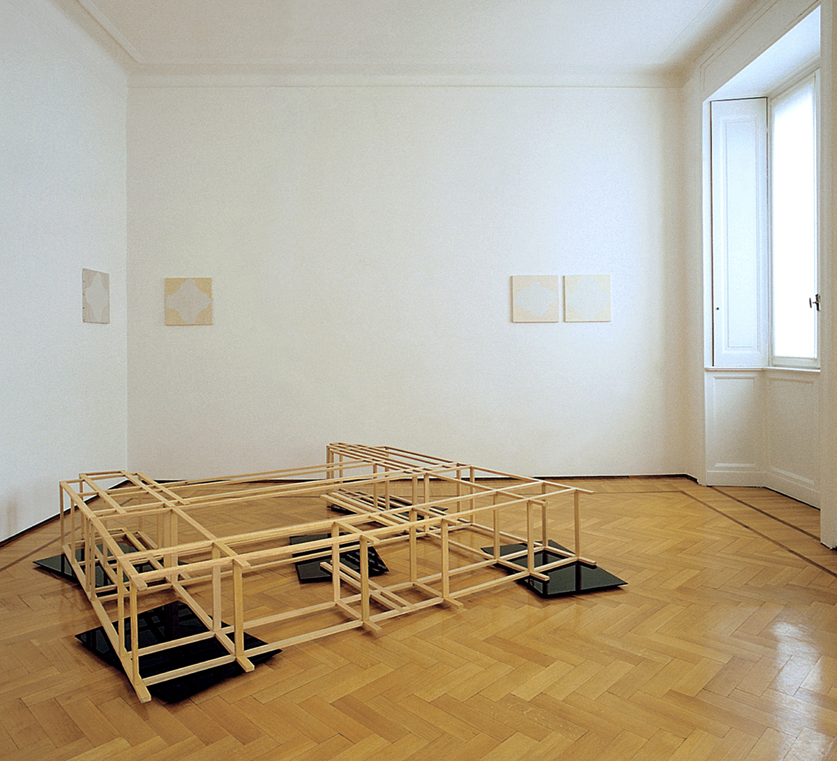Antonio Catelani - Antonio Catelani Studio Guenzani, Milano 1989