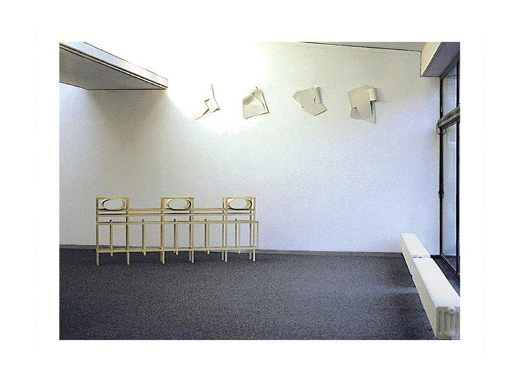 Antonio Catelani - Antonio Catelani Kölnischer Kunstverein, Köln 1989