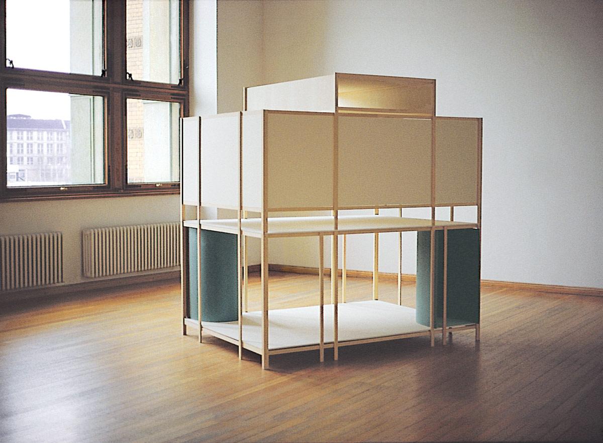 Antonio Catelani - Antonio Catelani Martin-Gropius-Bau, Berlin 1992