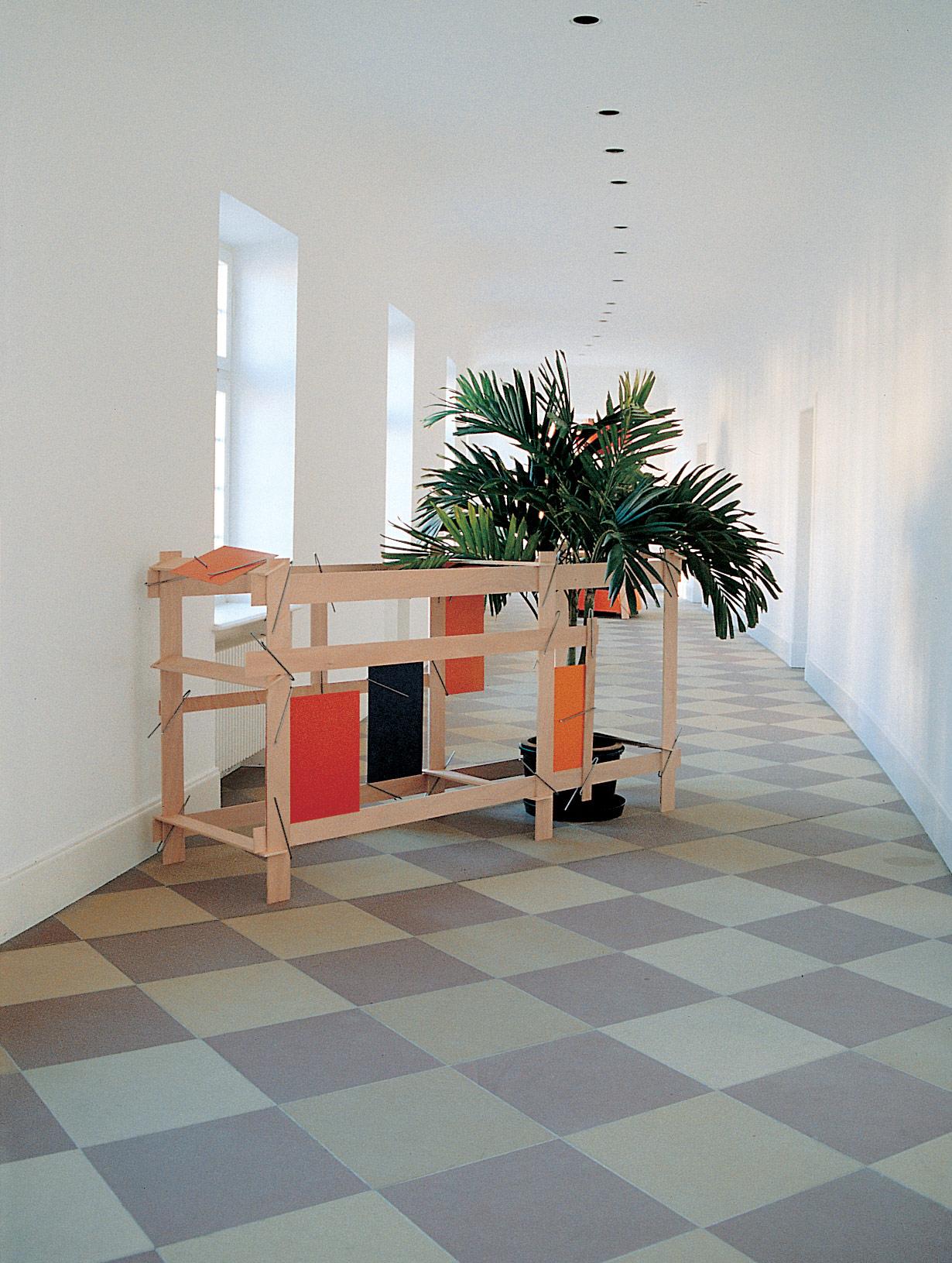 Antonio Catelani - Antonio-Catelani-Akademie Schloss-Solitude- Stuttgart-1995