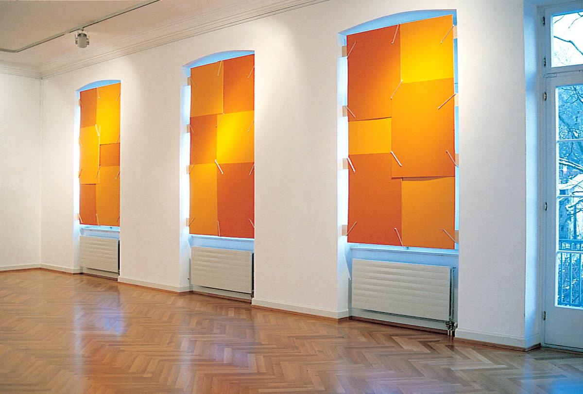 Antonio Catelani - Antonio Catelani 1997 Künstlerhaus Palais Thurn und Taxis Bregenz