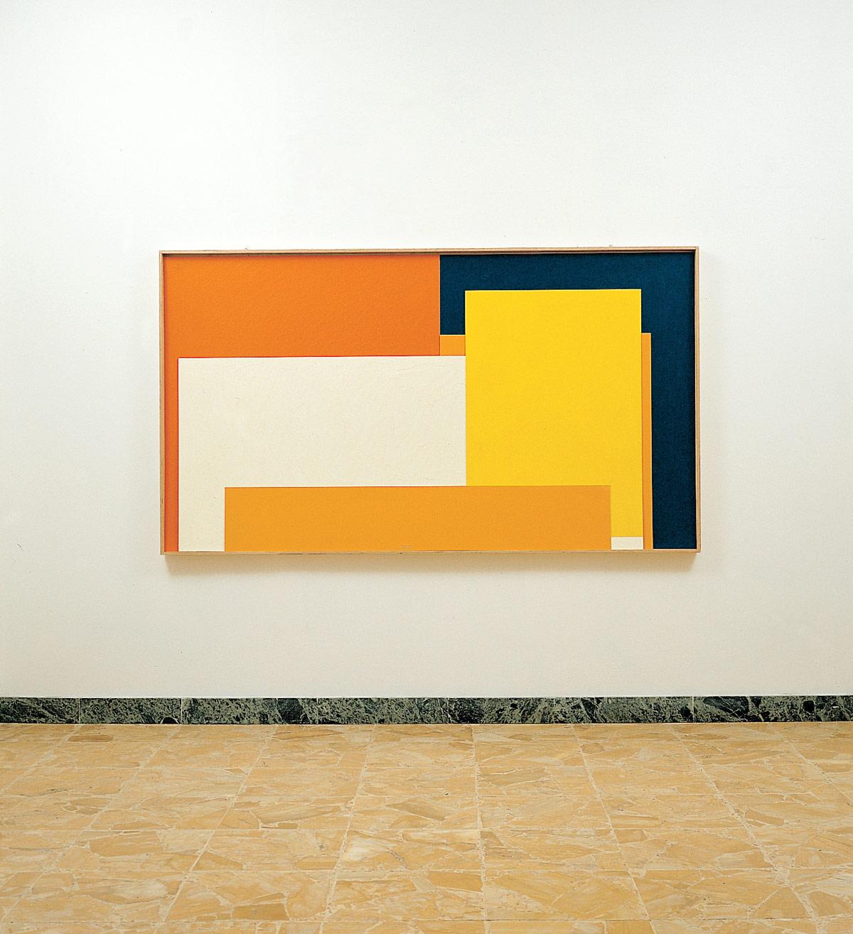 Antonio Catelani - Antonio-Catelani-Madreforma 1998 Galleria Continua San Gimignano