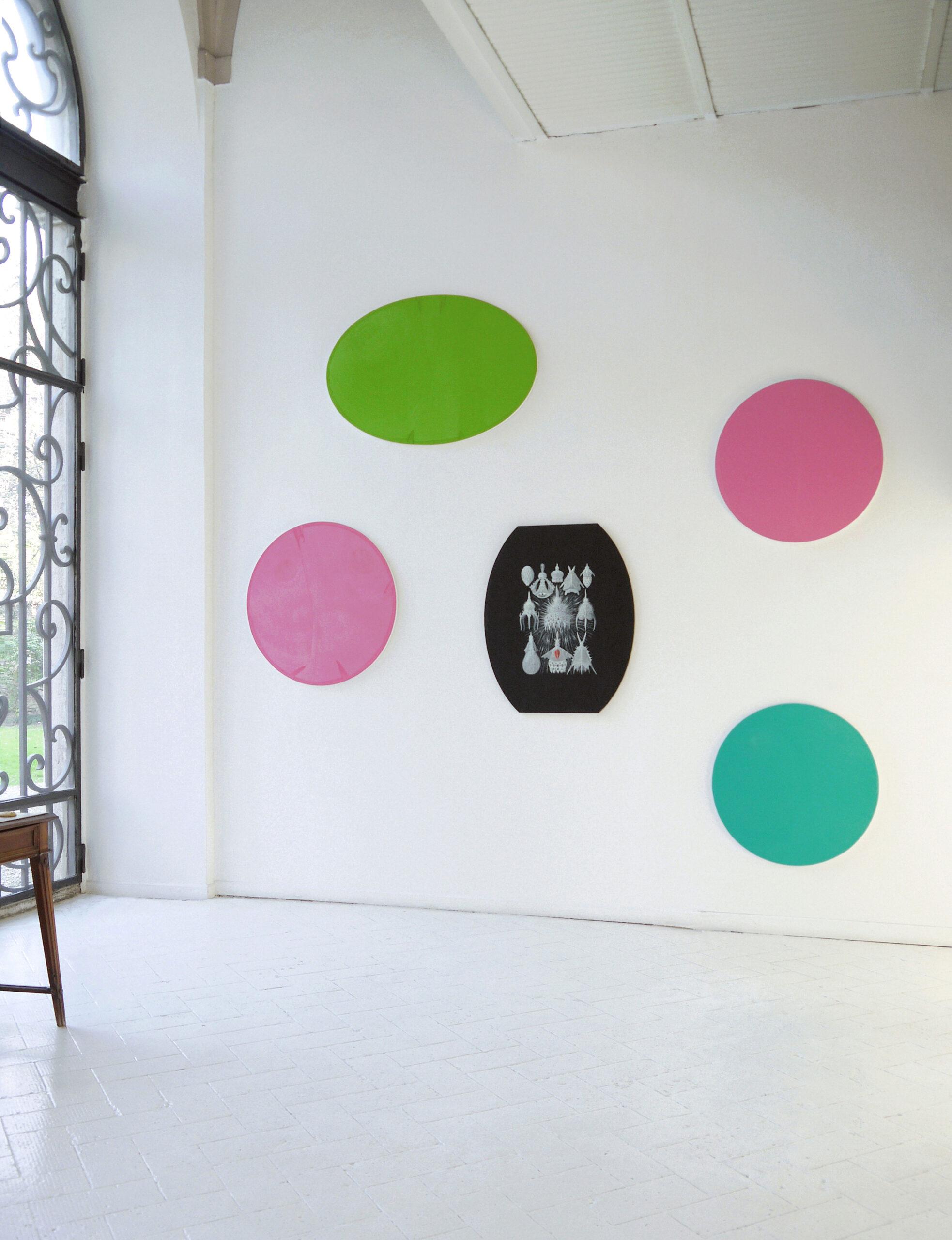 Antonio Catelani - exhibition view xxx Studio Giangaleazzo Visconti Milano 2020